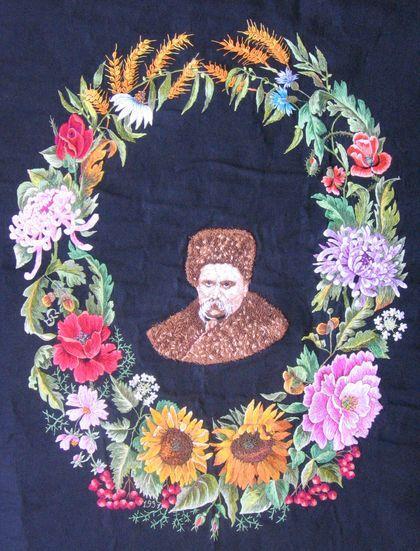 вышивка вязание